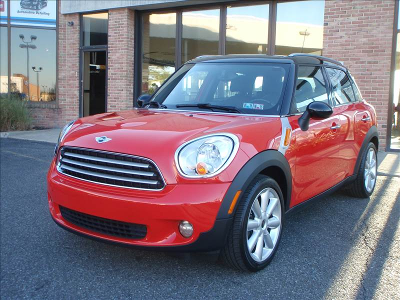 Fixed red MINI